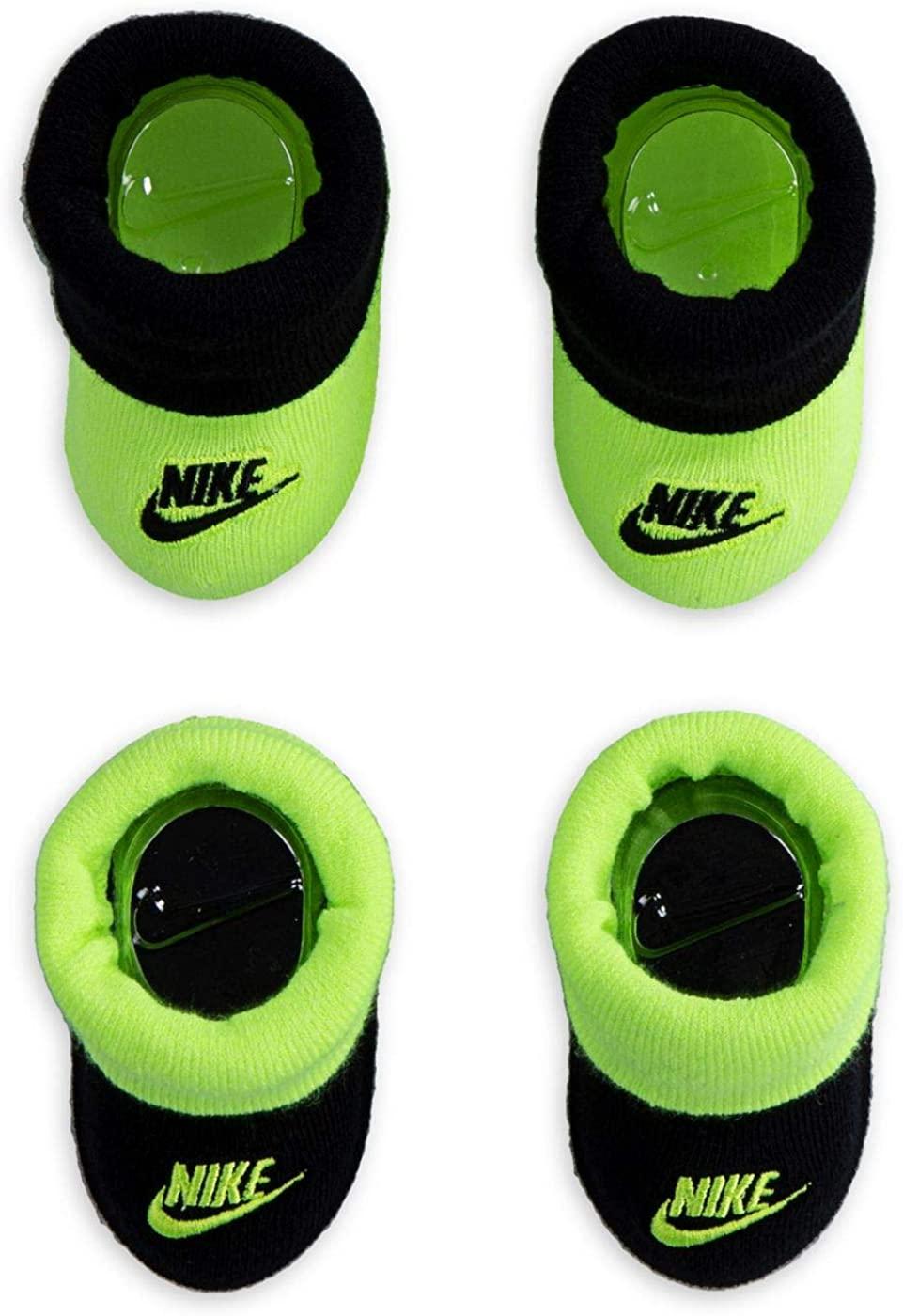 Nike Baby Boys 2-Pack Bootie Socks