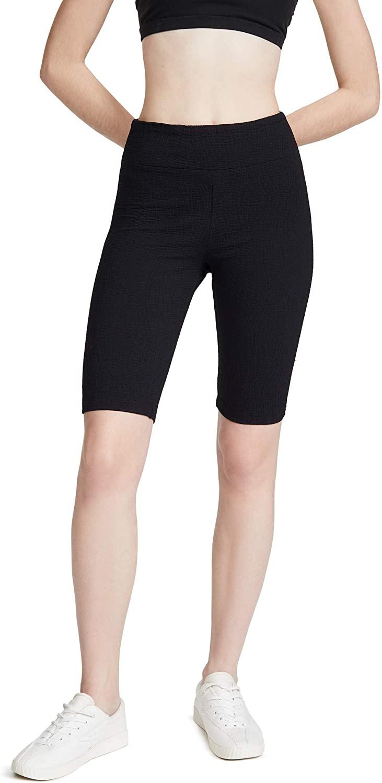 Koral Activewear Women's Densonic Flora High Rise Bike Shorts