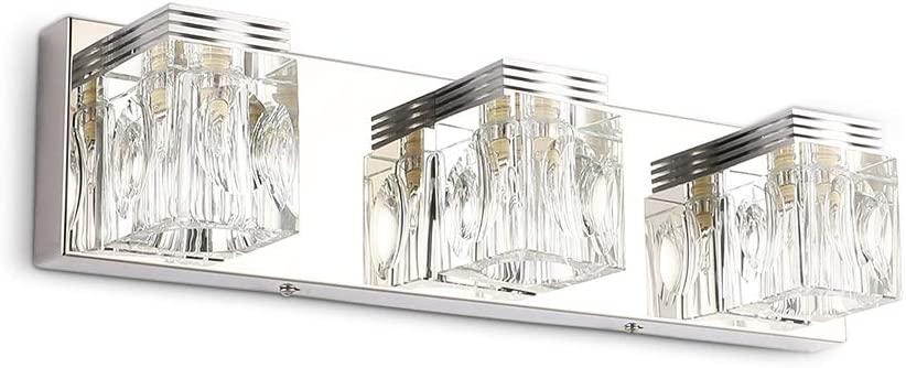 Bathroom Vanity Light Fixtures, HOPSON 3 Lights 18
