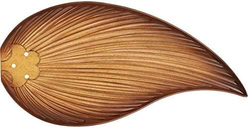 Kichler 370035, Climates Leaf Blade Set, Ivory