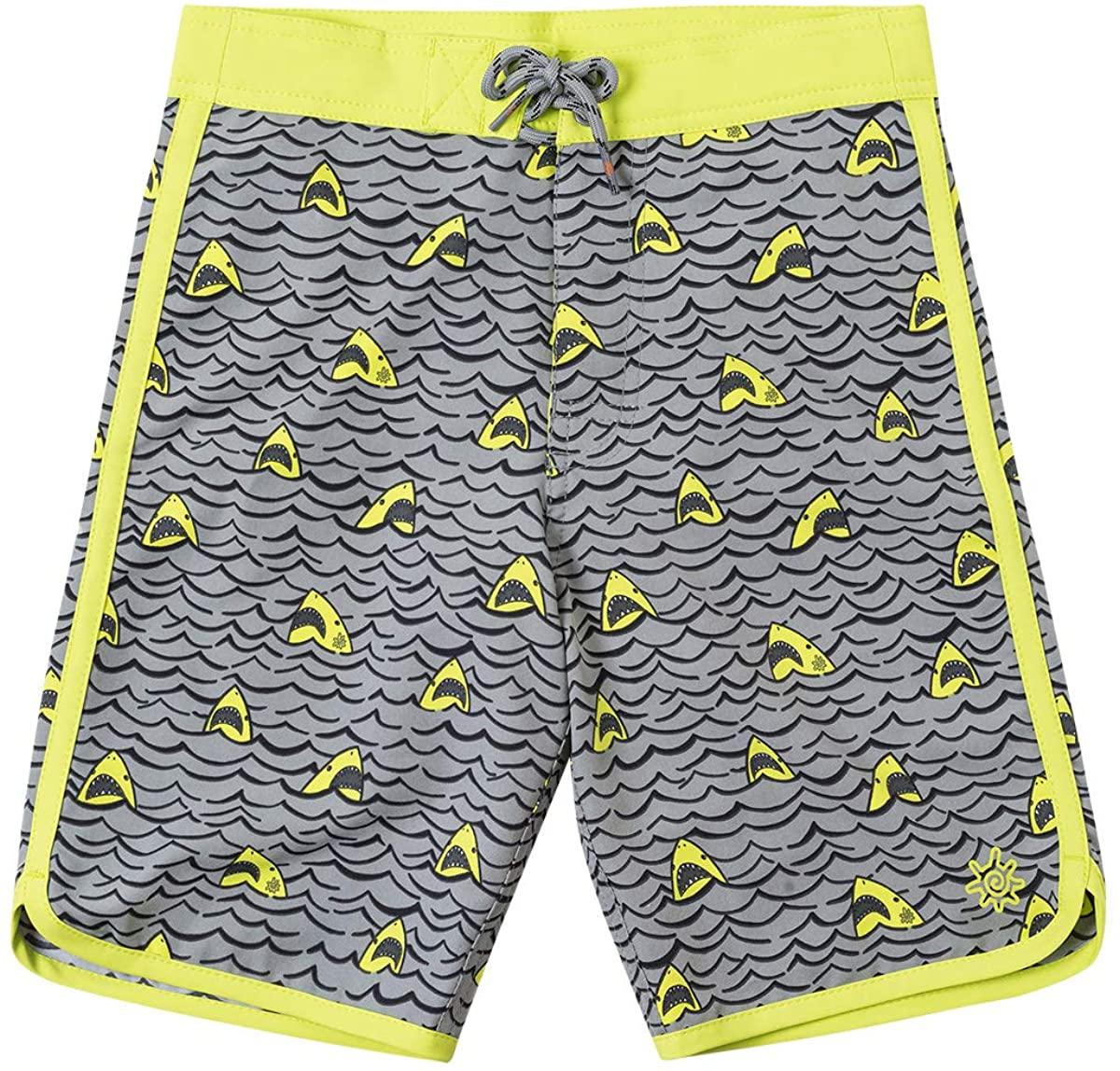 UV SKINZ Boys Retro Board Shorts