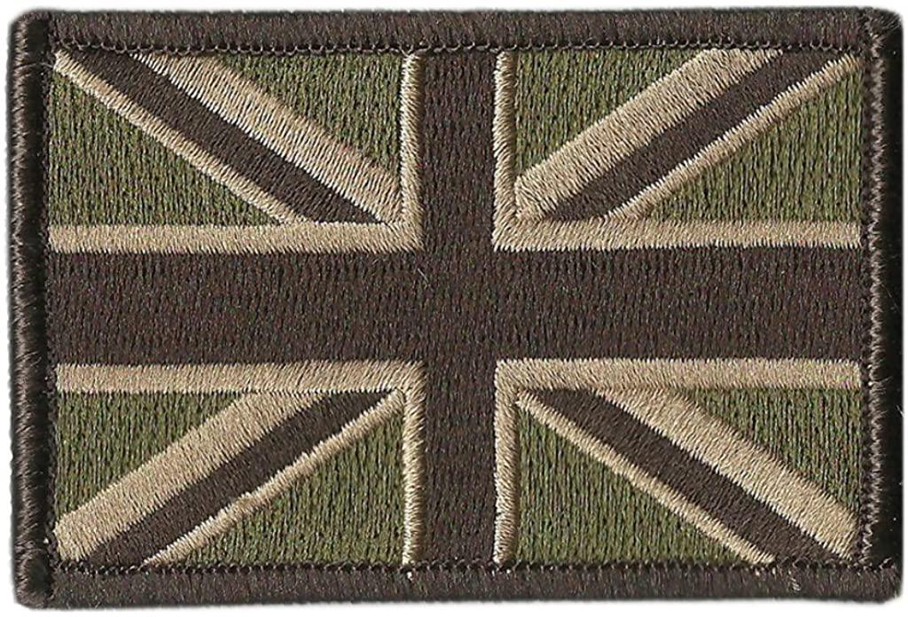United Kingdom Tactical Patch - 2 x 3
