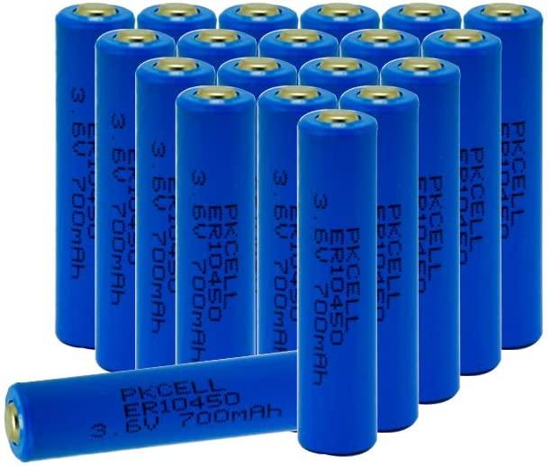 ER10450 3.6V AAA 10450 700mAh AAA Lithium Battery