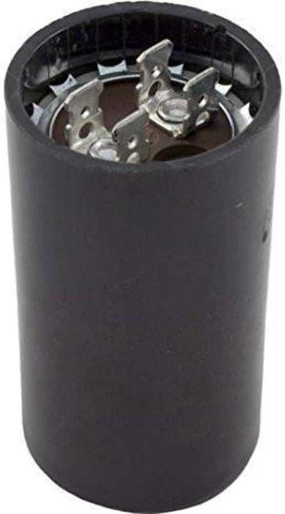 Packard PMJ270 Motor Start Capacitor. 270-324 MFD UF / 110-125 VAC