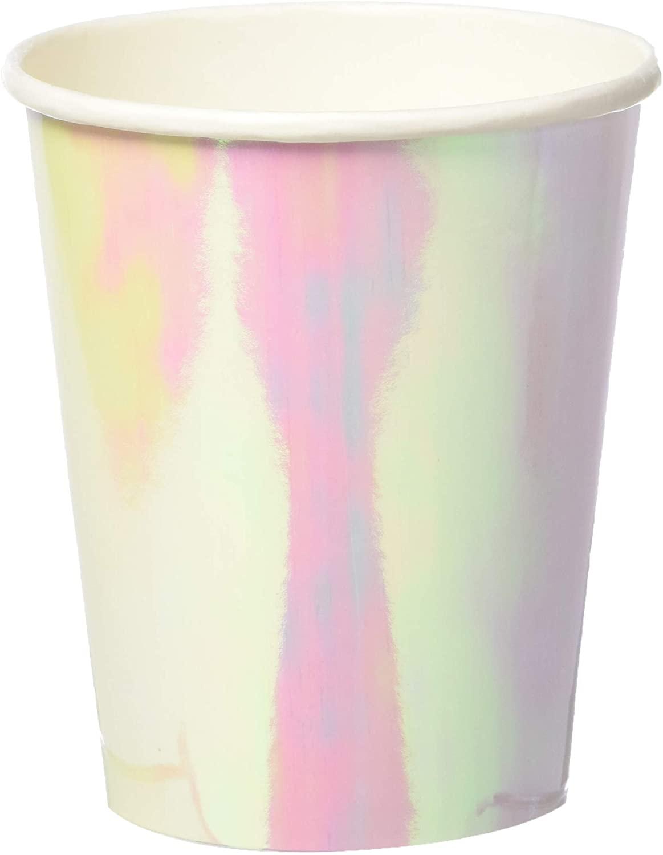 Meri Meri Iridescent Cups