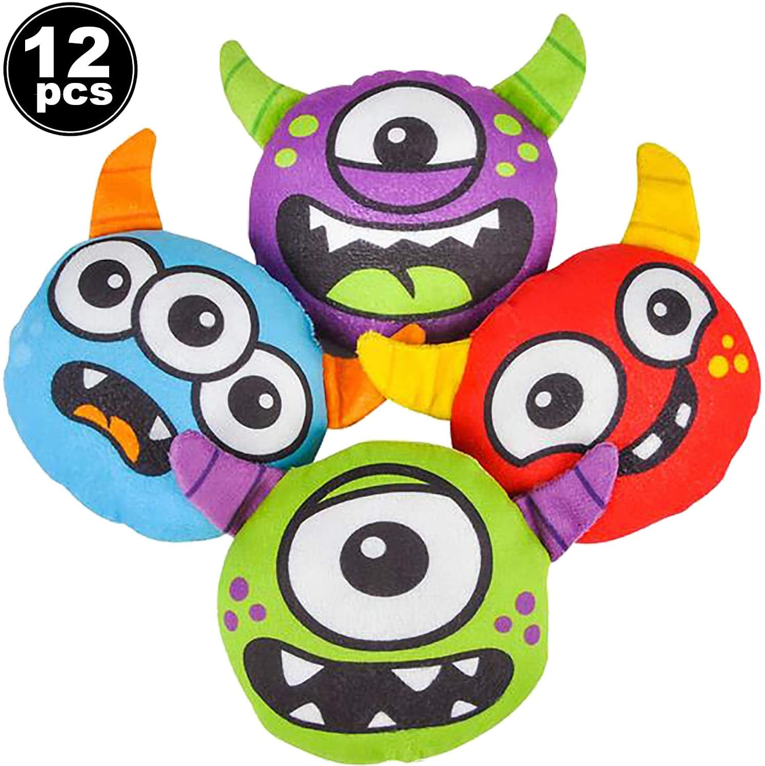 Monster Plush (12 Count) 5