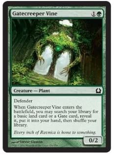 Magic: the Gathering - Gatecreeper Vine (124) - Return to Ravnica