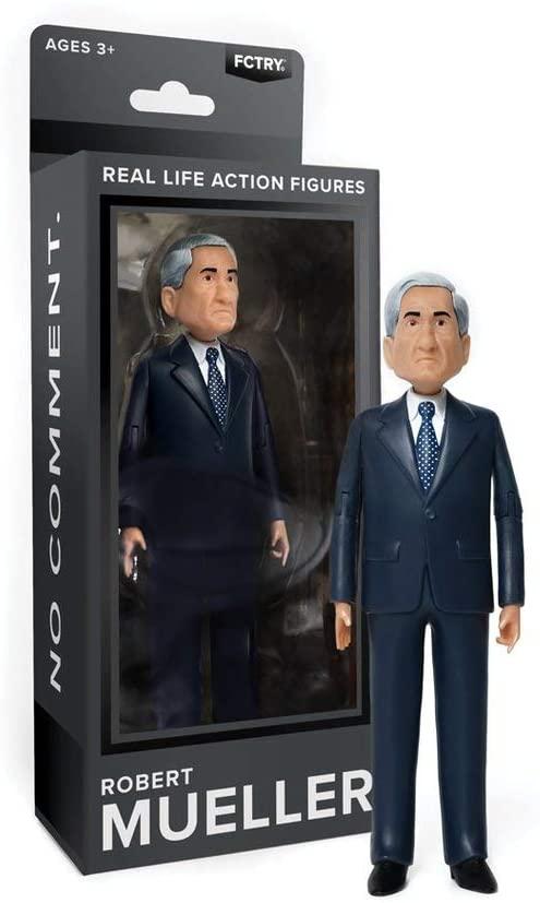 Real Life Action Figure, Robert Mueller, Posable, Collectible (Robert Mueller)