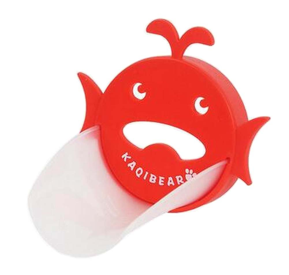 [Red Whale] Lovely Cartoon Faucet Extender Sink Handle Extender for Kids