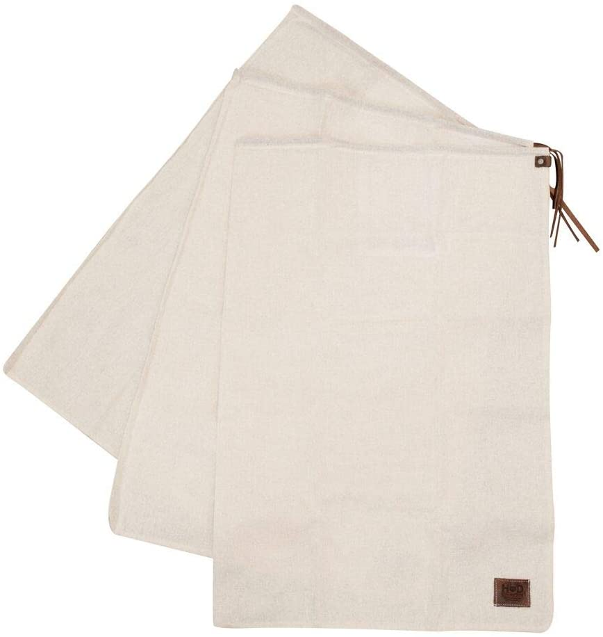 Hide & Drink, Manta Gift Bag (16.5 x 24.5 in.) (3 Pack) / Packing/Storage/Organizer/Vintage/Shopping, Handmade Includes 101 Year Warranty :: Manta