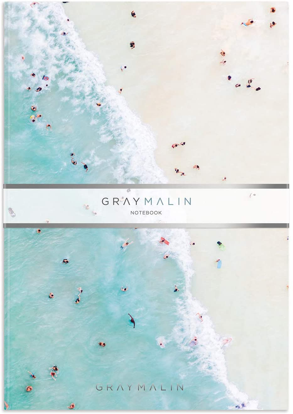 Gray Malin The Wave A5 Notebook