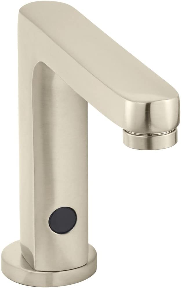 American Standard 2506143.295 SELECTRONIC MOMENTS SELECT FAUCET, PWRX, 1.5, BN, Brushed Nickel