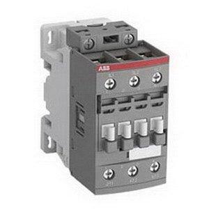 ABB AF26Z-30-00-21 Non-Reversing Contactor 3 Pole 40 Amp 24 - 60 Volt At 60/50 Hz & 20 - 60 Volt DC Coil