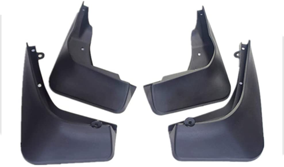 for Mercedes Benz GLA (NO Welcome Pedal) 2015-2018 Mud Flaps Splash Guards Car Wheel Mudflaps Heavy Duty Front and Rear Set