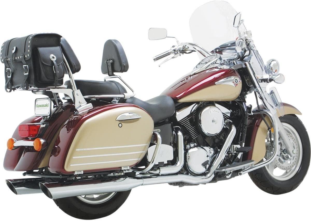 Vance & Hines Exhaust Bagger Dual for Kawasaki Nomad 99-08