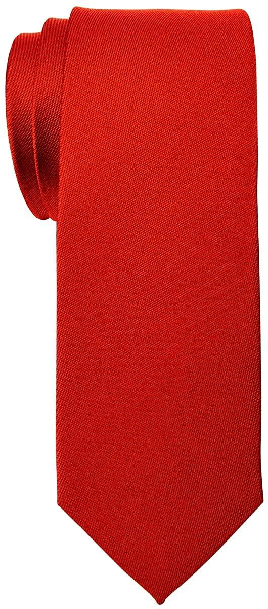 Retreez Men's Solid Plain Color Woven Microfiber 2.4
