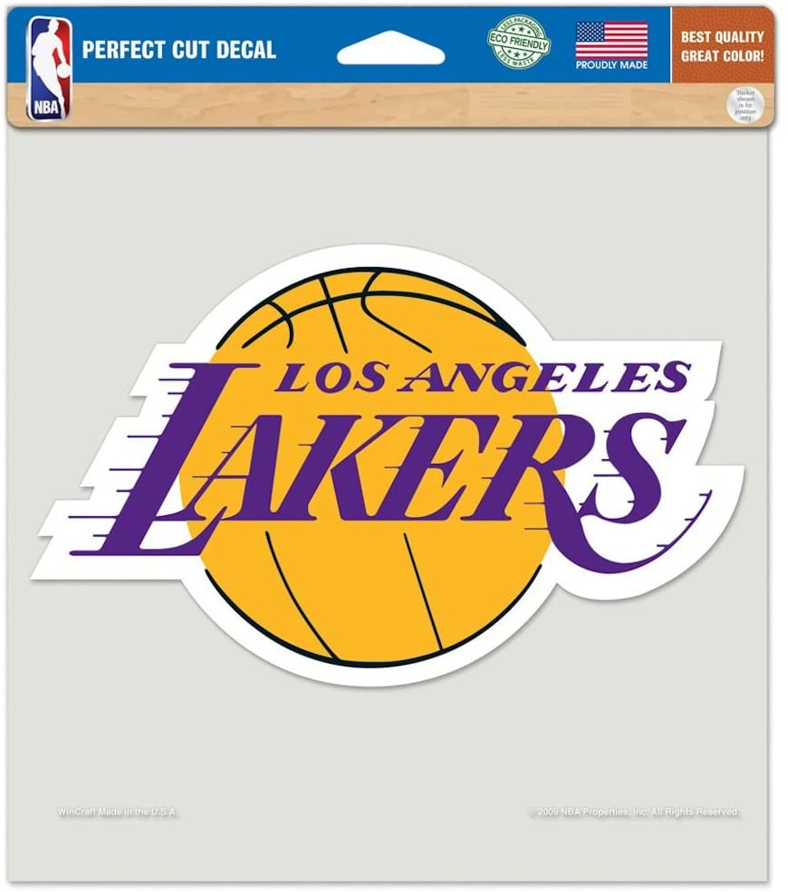 WinCraft NBA Perfect Cut Color Decal