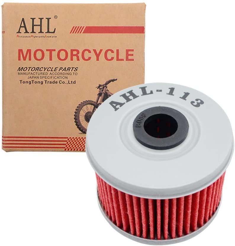 AHL 113 Oil Filter for Honda TRX350FM Rancher 4X4 350 2000-2006