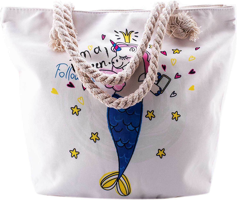 Tote Bag - I am a Queen Unicorn