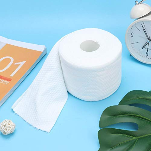 Tattoo Wipe Paper 1 Roll Disposable Cotton Tattoo Wipe Paper Permanent Makeup Tattoo Cleaning Tools Tattoo Supplies Makeup Cleaning Face Towel