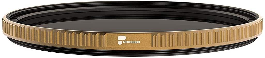 PolarPro QuartzLine 67mm ND1000/PL Camera Filter (10-Stop Neutral Density / Polarizer hybrid filter)