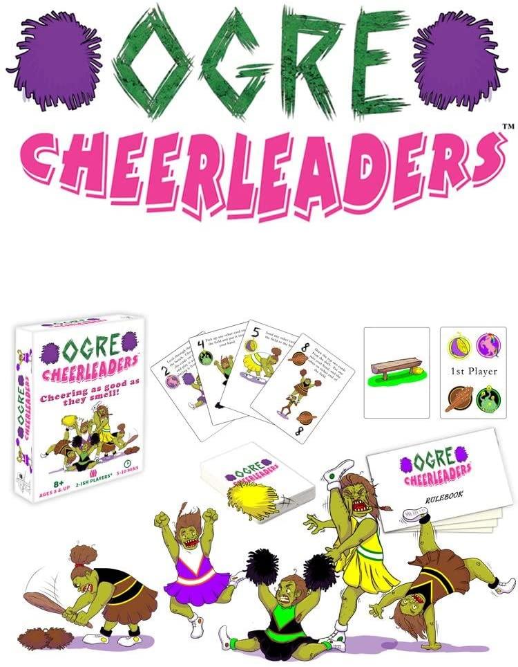Ambyria: Ogre Cheerleaders