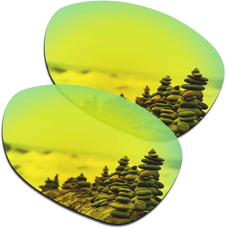 SmartVLT Men's Replacement Lenses for Oakley Crosshair New 2012 OO4060 Sunglass - 12 Options