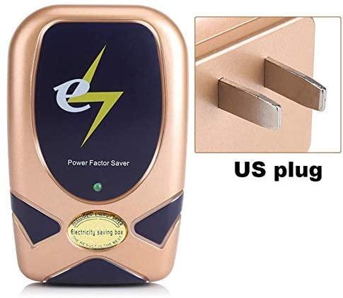 Digital Home Electricity Power Energy Saver 28KW 90V-250V LED Electrical Saving Box Electric Energy Saver Device Up to 30% U-S Plug