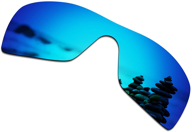 SmartVLT Men's Replacement Lenses for Oakley Batwolf OO9101 Sunglass - More Options