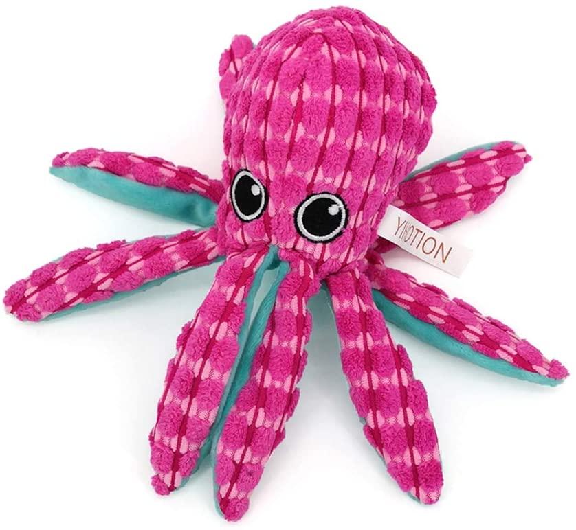 AXEN Squeaky Dog Toys, Ocean Series