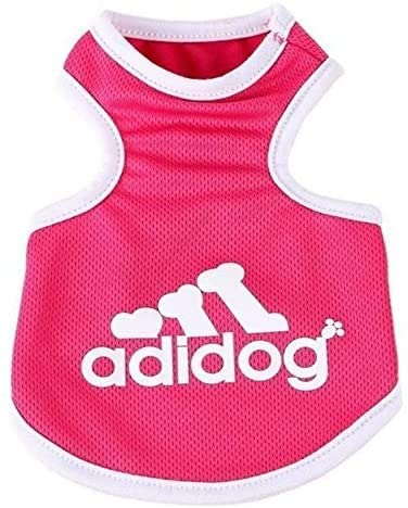 Hididi Pet Tank T-Shirt Top Summer Dog Outfits Teacup Dog Clothes for Small Dogs