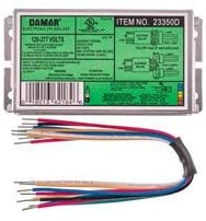 Replacement For Damar 23350d Ballast By Technical Precision