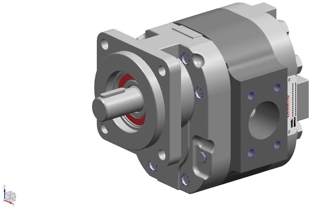 Buzile P76 Hydraulic Gear Pump BGP76A578BEON20-11 Replacement PGP076A578ON20-11 PMM35-7CFSL TK37-4C0FLMC VP37-4COFLMC P7600A467ZDNM20-00MCBP 3169610212 3169610245