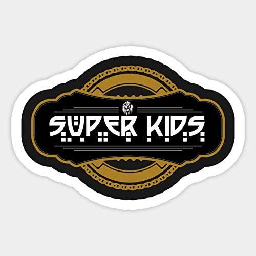Kids - Sticker Graphic - Car Vinyl Sticker Decal Bumper Sticker for Auto Cars Trucks