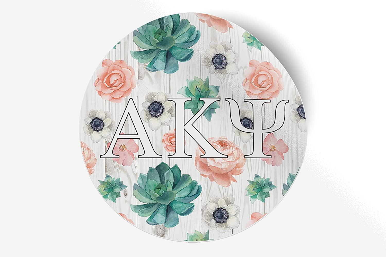Alpha Kappa Psi Sticker Greek Sorority Decal for Car, Laptop, Windows, Officially Licensed Product, Monogram Design 5