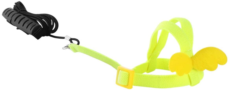 POPETPOP Parrot Harness Adjustable Bird Training Leash Safe Practical Bird Leash Bird Strap Bird Rope for Budgerigar Mynah Parrot