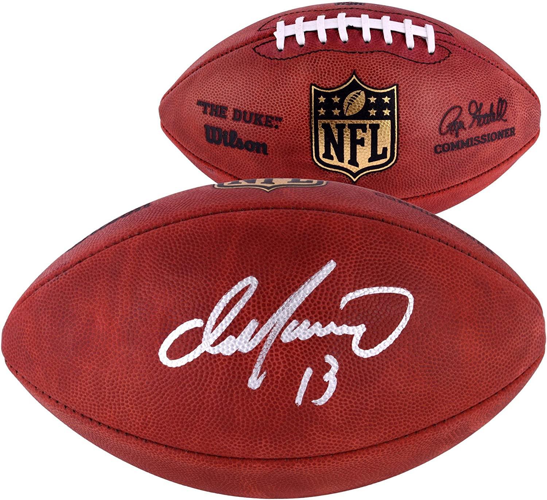 Dan Marino Miami Dolphins Autographed Duke Pro Football - Autographed Footballs