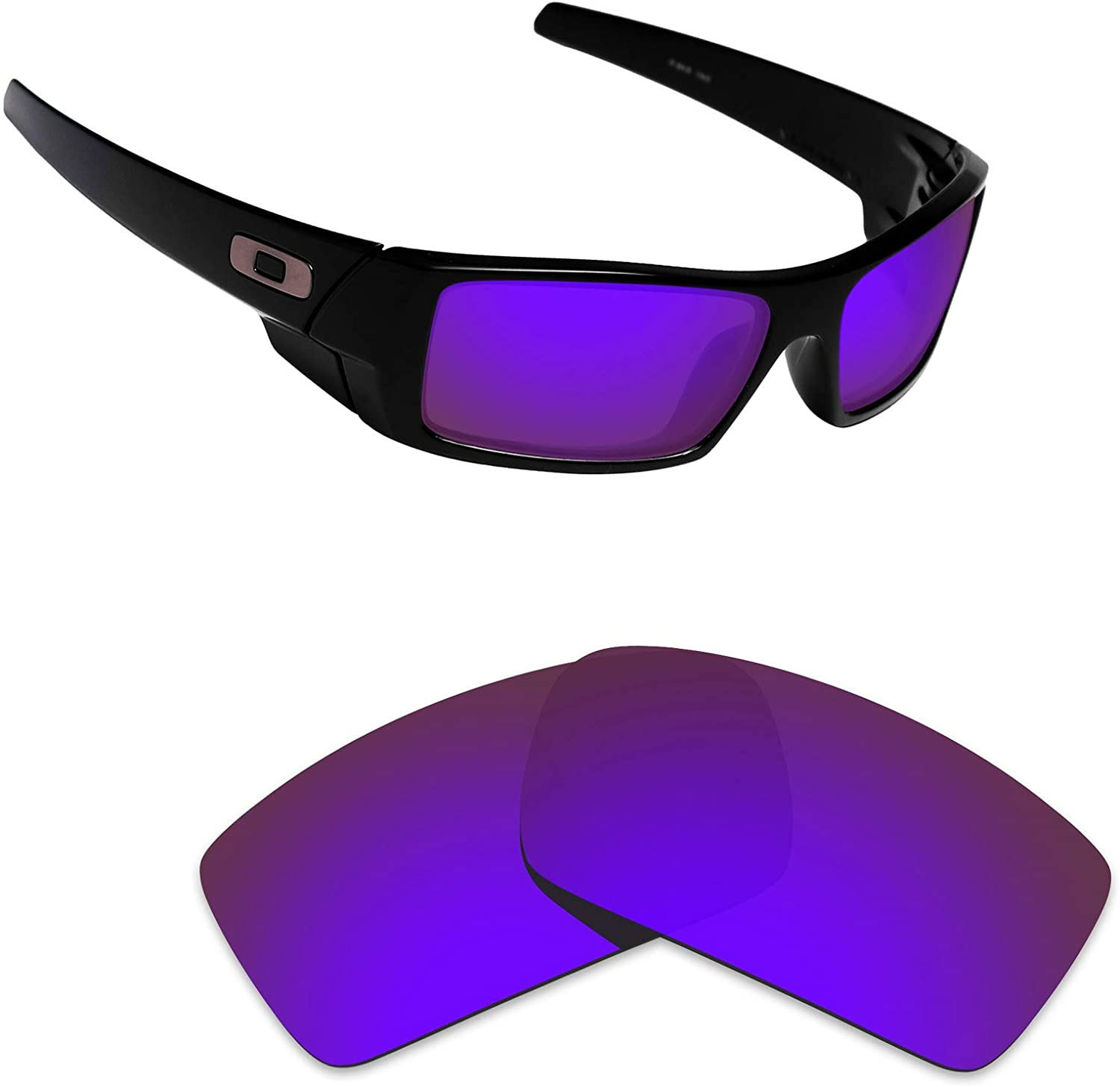 Alphax Polarized Replacement Lenses for Oakley Gascan - Multiple Options