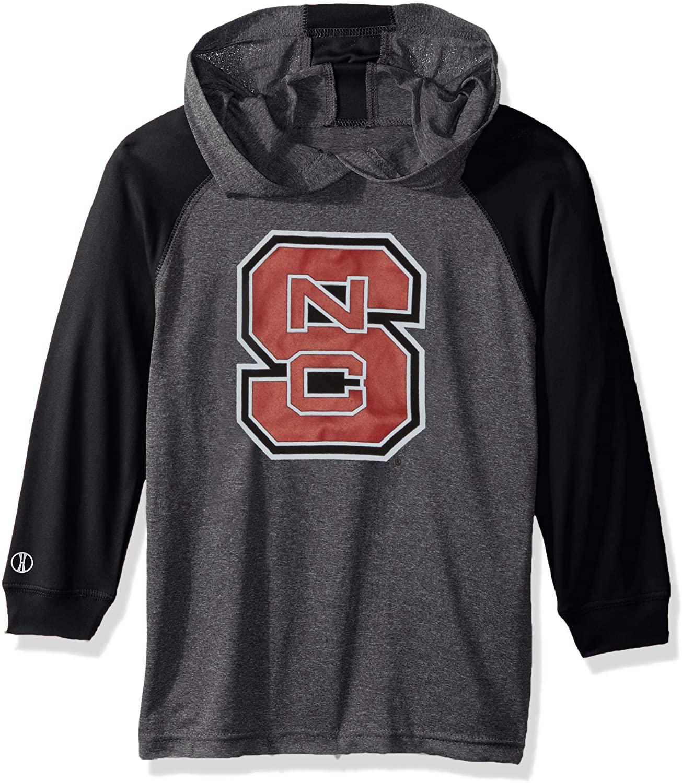 Ouray Sportswear NCAA North Carolina State Wolfpack Women's Youth Echo Hoodie