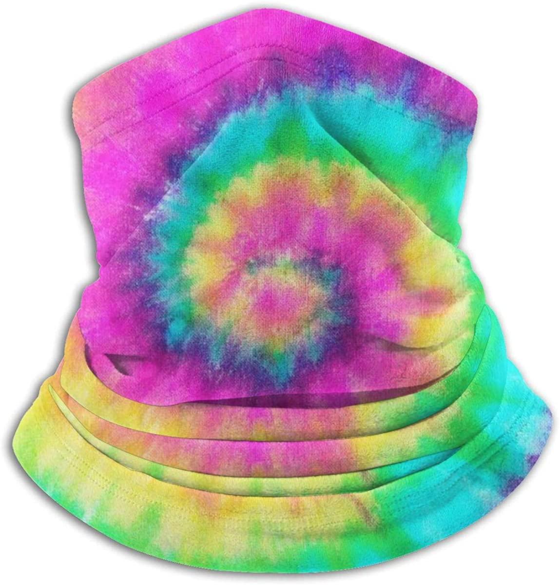 MSGUIDE Face Shields Multipurpose Elastic Neck Gaiter UV Balaclava for Men and Women