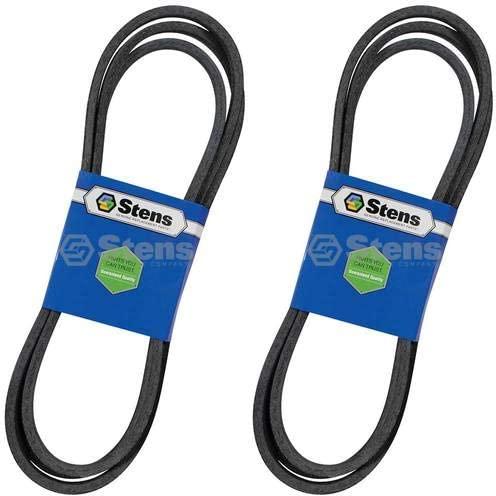 Stens 2 Pack 265-642 OEM Replacement Belt Fits John Deere TCU13196