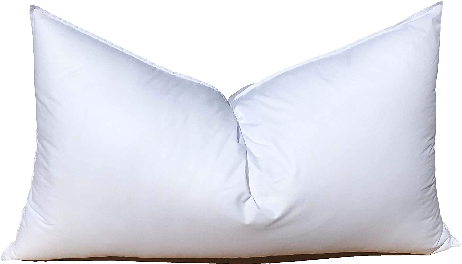 Pillowflex Synthetic Down Pillow Insert for Sham Aka Faux/Alternative (14 Inch by 36 Inch)