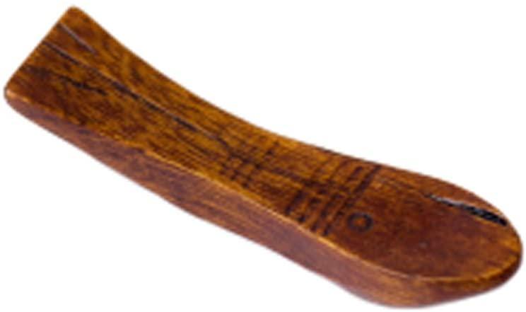 Kylin Express 4pcs Wooden Chopstick Rest Spoon Fork Holder Chopsticks Stand, Fish Pattern