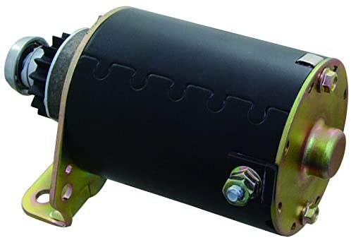 New Starter Replacement For 1988-1991 Cub Cadet 1015 1020 10HP Lawn Mower Briggs & Stratton 390838 391423 392749 394805 491766 497594 497595 693054