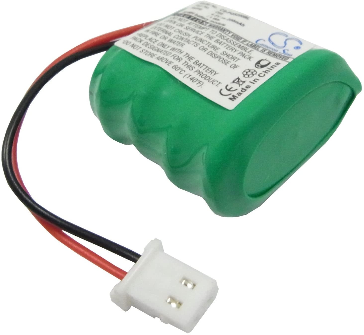 GAXI Battery for PSC Quick Check 150, Quick Check 200 Replacement for PSC Barcode Scanner Battery