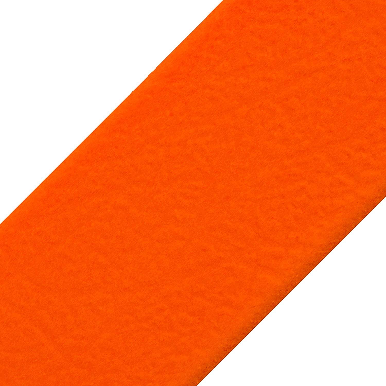 Strapworks BioThane Beta Series Coated Webbing - Waterproof Heavy Duty Strap - 1 Inch Width, Black, Yellow, Or Orange