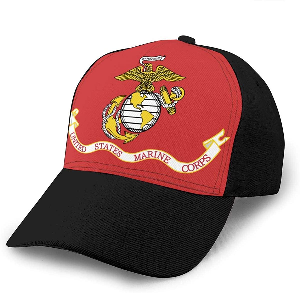 Baseball Cap Cool Cat Kitten Adjustable Anti UV Sun Hat Washed Cotton Outdoor Dad Hat for Men Women