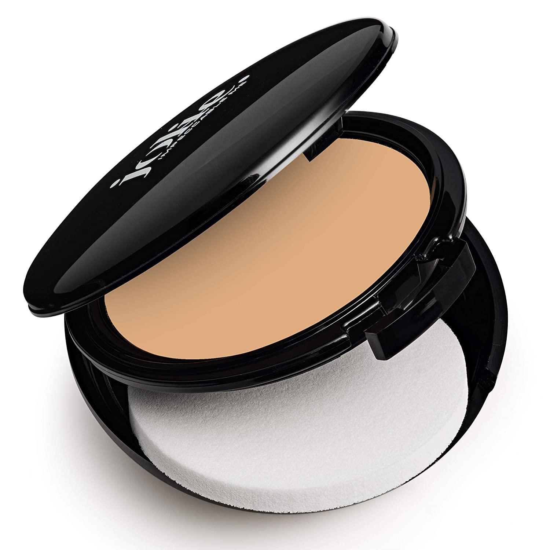 Jolie Creme Foundation SPF-15 Full Coverage Makeup W/Sponge (Soft Creme)