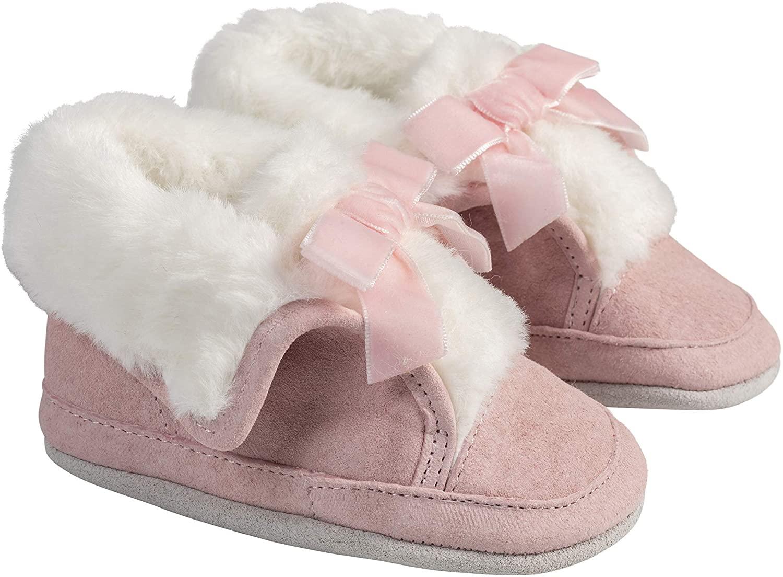Robeez Cozy Baby Girl Shoes