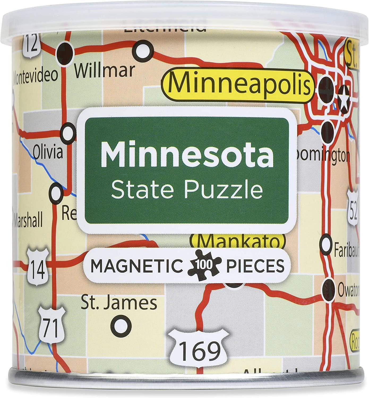 Magnetic Puzzle Minnesota